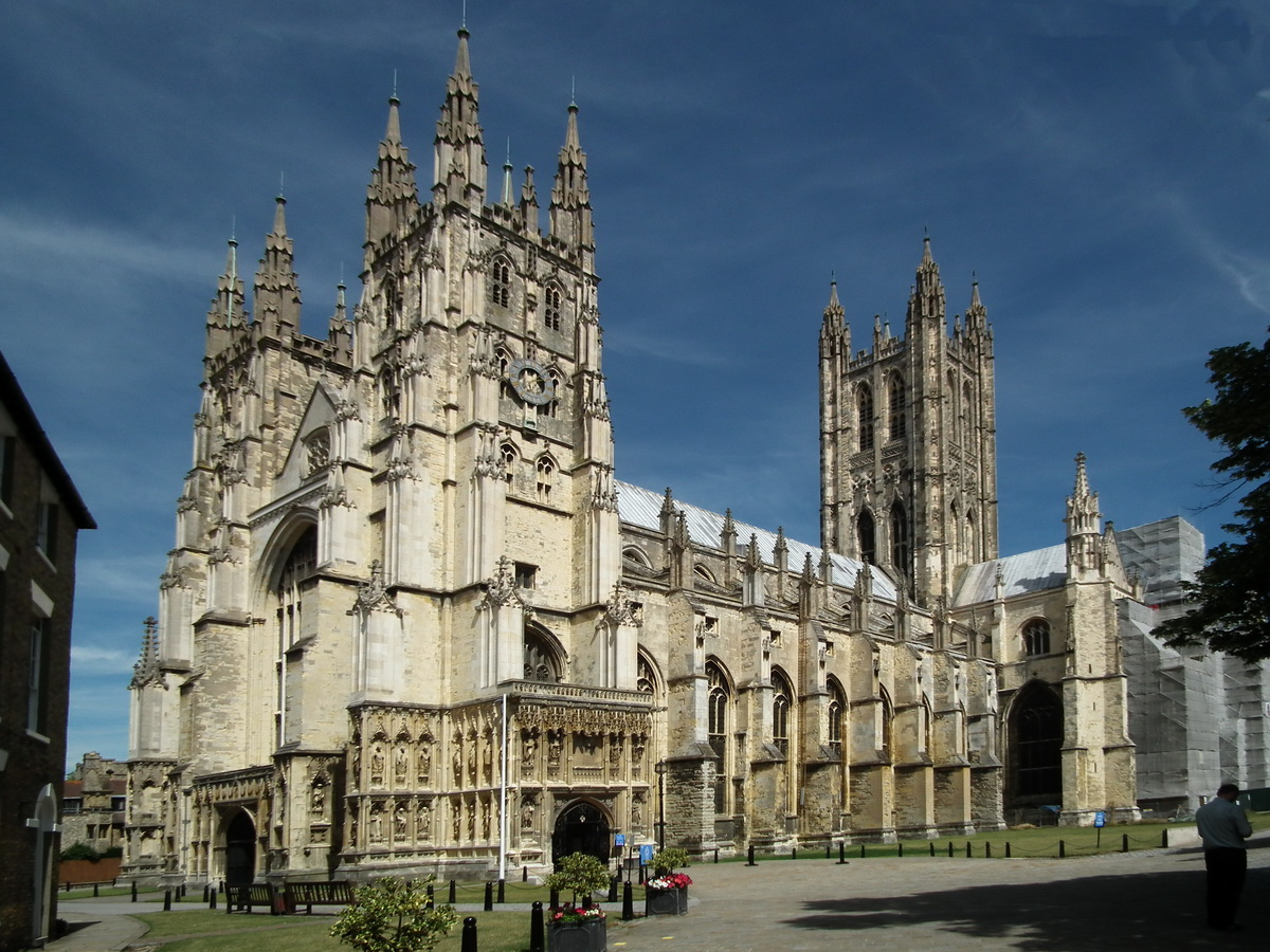Canterbury Cathedral Guided Tours