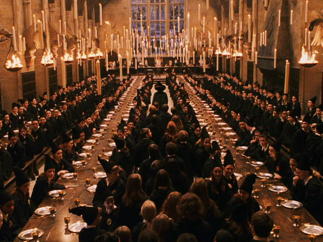 Harry Potter Great Hall - Oxford