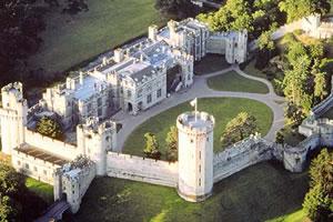 Tourist Information Warwick Castle