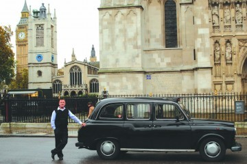 Black Taxi Tours.  Private London Sightseeing