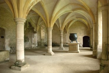Lacock Abbey Harry Poter Film Location