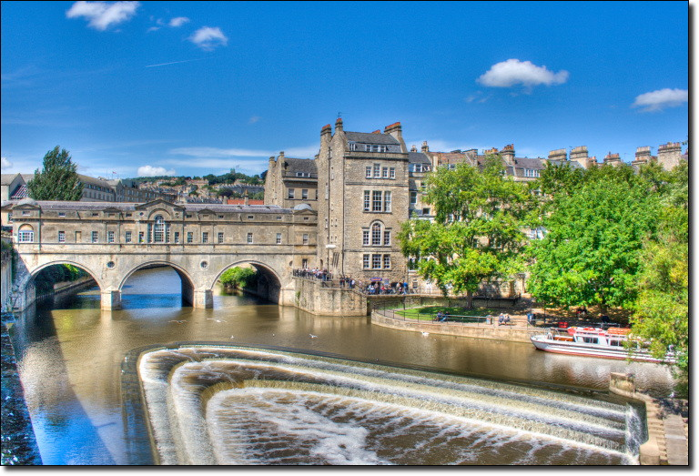 Pultney Bridge Bath