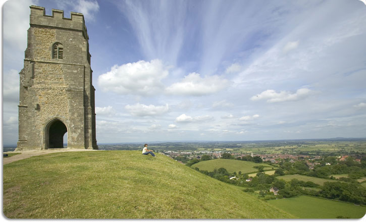 Glastonbury Tor - Kings ArthursAvalon